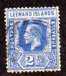 LEEWARD ISLANDS 49 USED SCV $5.75 BIN $2.30 ROYALTY