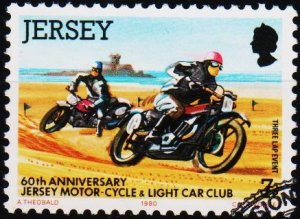Jersey. 1980 7p S.G.233 Fine Used