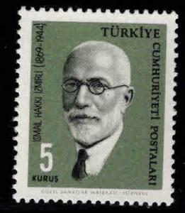 TURKEY Scott 1615 MNH** stamp