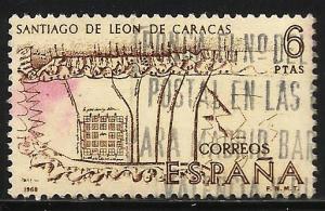 Spain 1968 Scott# 1551 Used