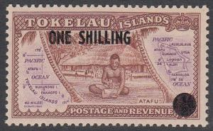 Tokelau 5 MLH CV $1.75