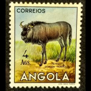Angola #375 MH, CV $20.00