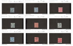 Lot of 22 Jamaica Used Stamps Scott Range 1-96 #142843 R