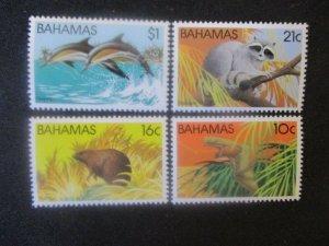 Bahamas #514-17 Mint Never Hinged WDWPhilatelic (H6L8)