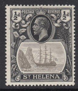 St. Helena Sc 79 (SG 97), MHR