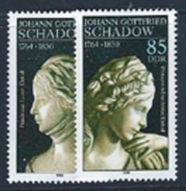 German Democratic Republic 2750-1 (NH)