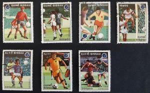 Guinea Bissau, Africa, Sport, Olympian Games, 1988, (101-Т)
