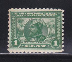 United States 401 MNH Vasco Nunez de Balboa (A)