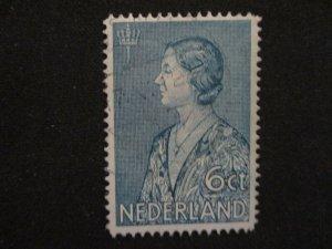 Netherlands #B71 Used WDWPhilatelic (H5K7)
