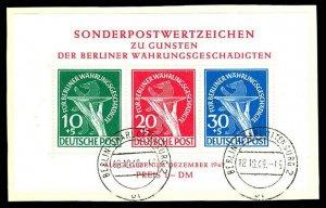 BERLIN 9NB3a  Used (ID # 62401)