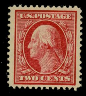 332 MINT VF-XF OG NH Cat$15