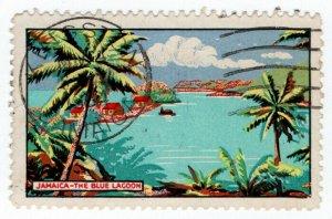 (I.B) Jamaica Cinderella : The Blue Lagoon