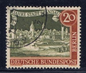 Germany-Berlin  9N199 Used 1962 Issue