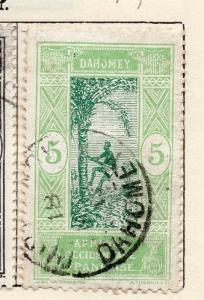 Dahomey 1913 Early Issue Fine Used 5c. 153777