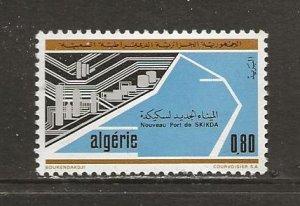 Algeria Scott catalog # 506 Unused Hinged