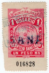(I.B) Argentina Revenue : Rosario Prostitute Tax 1P