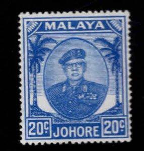 MALAYA-Jahore Scott 142 MH*