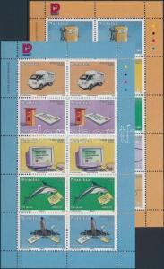 Namibia stamp 10th anniversary of Telecom and Nampost II minisheet set WS169519