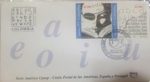 O) 2002 COLOMBIA, AMERICA UPAEP, YOUTH, EDUCATION AND LITERACY, PERSON
