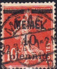 Memel #19 Used