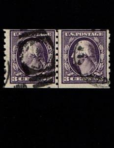 Scott #394 Fine-used..  SCV - $650.00