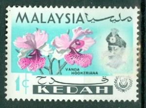 Malaysia - Kedah - Scott 106 MH