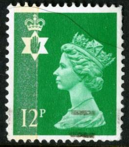 GREAT BRITAIN NORTHERN IRELAND - SC #NIMH18 - USED - 1986 - Item GB293NS7