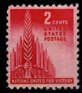 USA Scott 907 MNH** 2 cent red