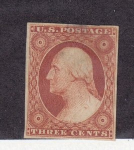 10A VF unused ( mint no gum )PSE cert , small faults nice color ! see pic !
