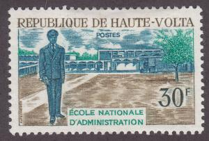 Burkina Faso 187 National School of Admin 1968