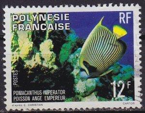 POLYNESIE FRANCAISE [1980] MiNr 0303 ( O/used ) Fische
