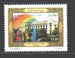 Algeria. 2009. 1590. University of Algeria. MNH.