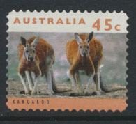 Australia SG 1461  Used  wildlife Kangaroo