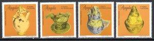 ANGOLA 930-3 MNH SCV $3.95 BIN $2.40 ARTIFACTS