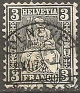 Switzerland 42 u