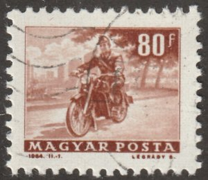 Hungry, Scott#1516, Magyar Posta, used, Hr, #MP-1516