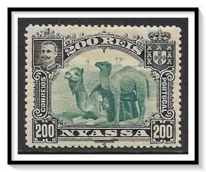 Nyassa #37 Camels MHR