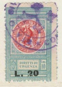 Italy Municipal Revenue Marca Comunale Usata Pisa A18P5F485