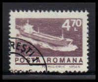 Romania Used Fine D36962
