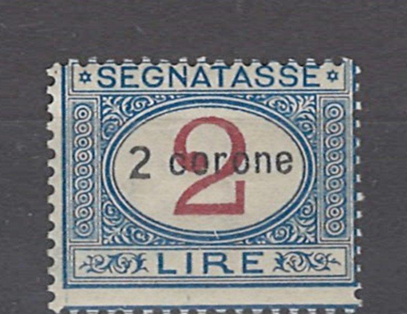 COLLECTION LOT OF # 921 AUSTRIA #NJ15 1919 CV =$75