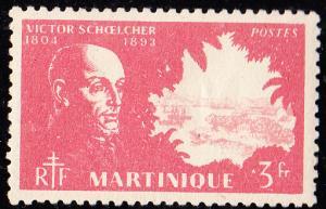 Martinique #210 Used