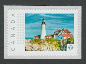 lq. LIGHTHOUSE - 1 = Picture Postage Personalized stamp MNH Canada 2014 p73Lh5/1