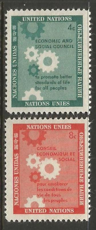 UNITED NATIONS 65-66 MOG W389