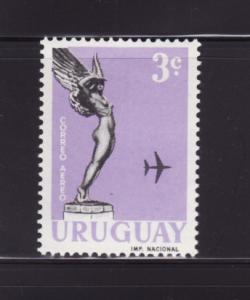 Uruguay C211 MNH Flight from Fallen Aviators Monument (A)