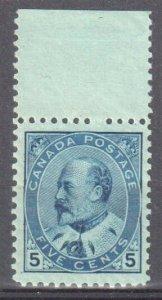 Canada #91 Mint VF OG NH C$1050.00