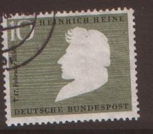 West Germany 1956 Heine  SG 1155 fine used
