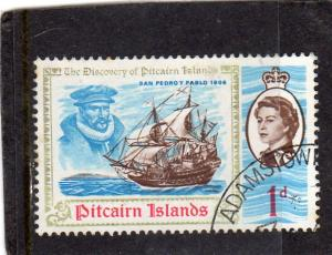 Pitcairn Island Discovery of Pitcairn used