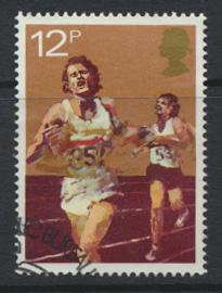 Great Britain  SG 1134 SC# 924 Used / FU with First Day Cancel - Sports Cente...