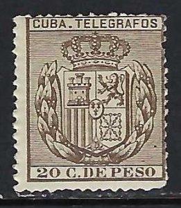 Cuba EDIFIL 83 MOG V905