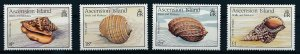 [I925] Ascension Is. Shells good set of stamps very fine MNH